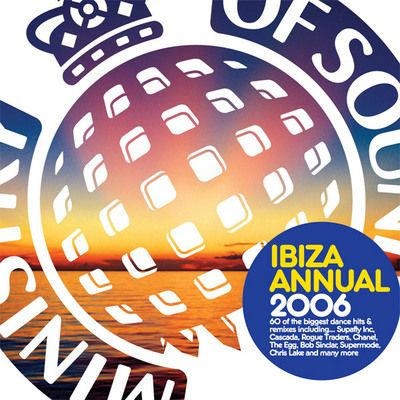 Ministry Of Sound Ibiza Annual 2006 (3 CD). NEW!!!